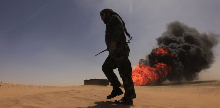 Gunmen Attack Libyan Oil Field and Kill Four