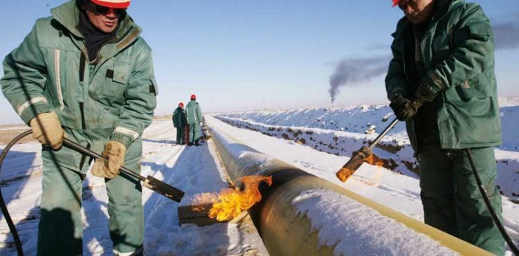Kazakhstan-China Oil and Gas MOU Signed