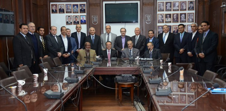 ABB Donates Renovation of New Lab for Cairo University College of Engineering