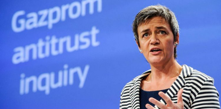 EU Anti-Trust Regulator Takes on Gazprom