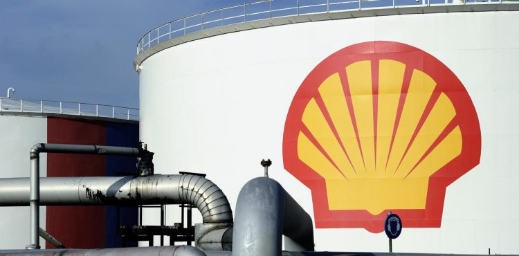 Royal Dutch Shell Cuts Spending after Profits Fall