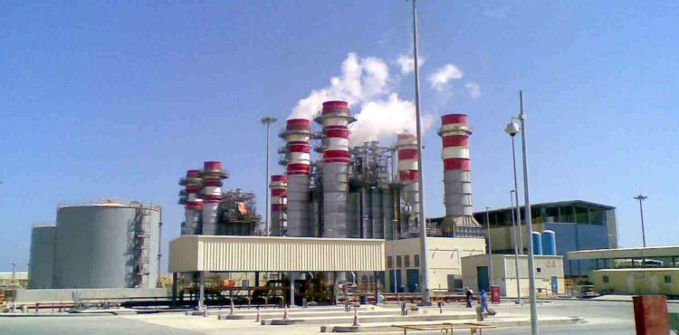 Mitsui Consortium Awarded  $2.3b Omani Power Plant Project