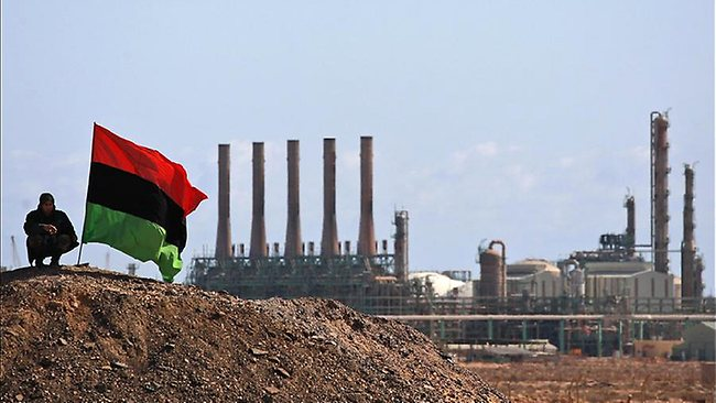 Armed Forces Shutdown 2 Libyan Oil Fields