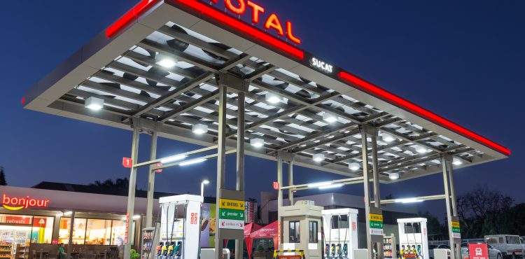 Total to Add 9 Gas Stations in 2018