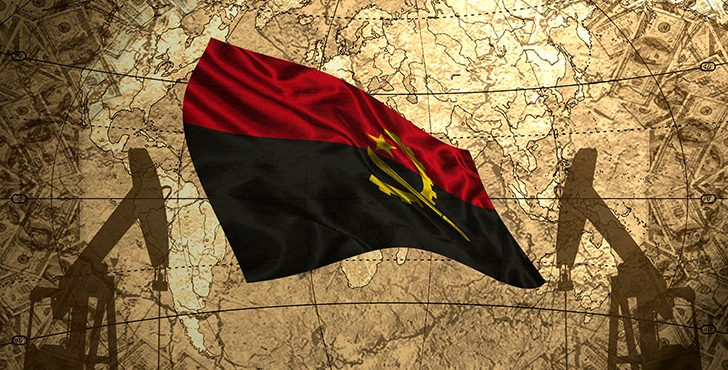 WILL ANGOLA WIN AFRICA'S OIL TUG OF WAR?