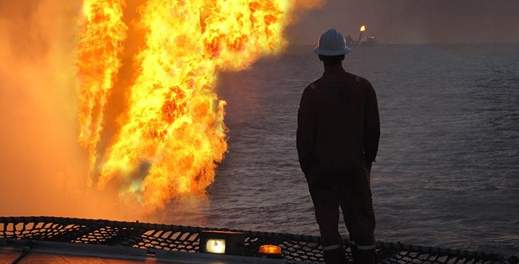 HEALTH RISKS CONTROL IN OIL AND GAS INDUSTRY