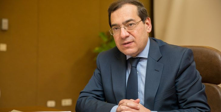 El Molla: Zohr Critical to Egypt's Bid for Self-Sufficiency