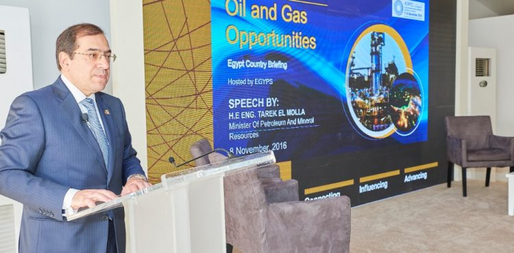 El Molla Meets with IOC CEOs at ADIPEC