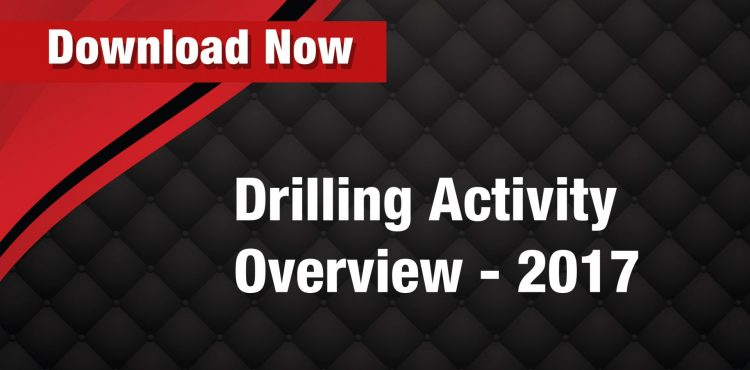 A Two Year Drilling Activity Overview - December 2017