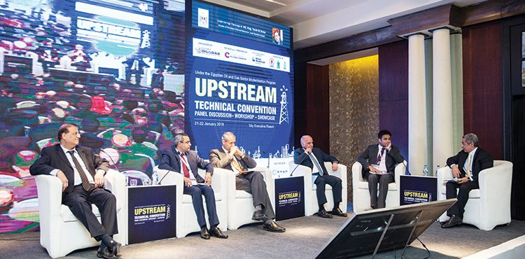 UPSTREAM TECHNICAL CONVENTION Paving the Way for a Modernized Industry