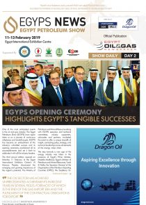 Show Daily Day 2 – EGYPS 2019