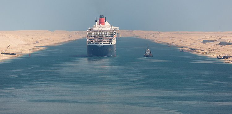 A Detailed Review for The Suez Canal & Egypt's LNG Trade (2015-2019)