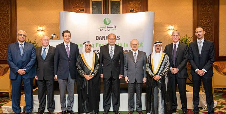 Dana Gas Increased Production By 8% from Previous Year