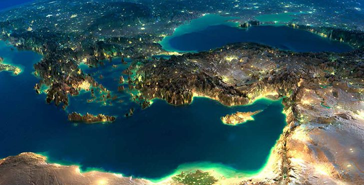 Offshore Oil and Gas Boom: A Brighter Future for the Mediterranean