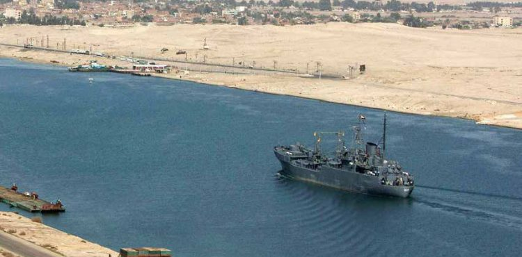 Suez Canal Corridor Megaproject to Be Launched Soon