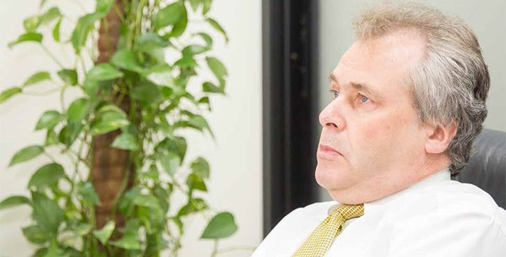 Mr. Jeroen Regtien Shell Egypt Country Chairman, VP & Managing Director