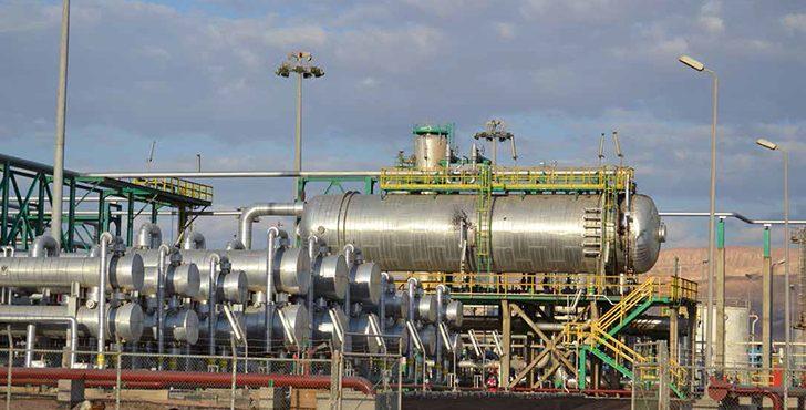 Belayim Development Project- New Land Oil Train