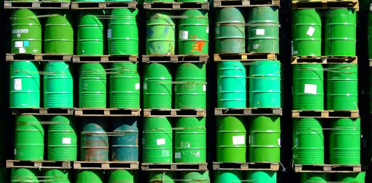 Nigeria's Oil Production Increased by 274,000b/d