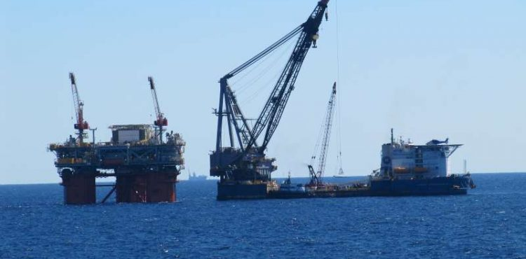 McDermott Completes Platform with Record Lift in Gulf of Mexico
