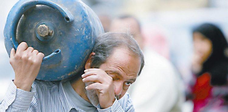 Egypt's LPG Reserves Increased