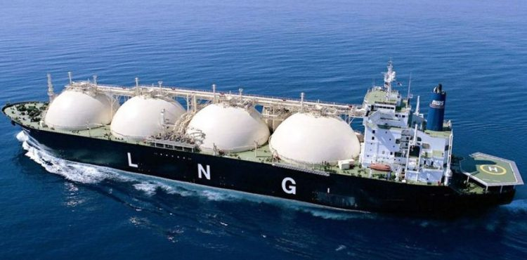 New Era for Australia with Departure of First LNG Tanker from Queensland