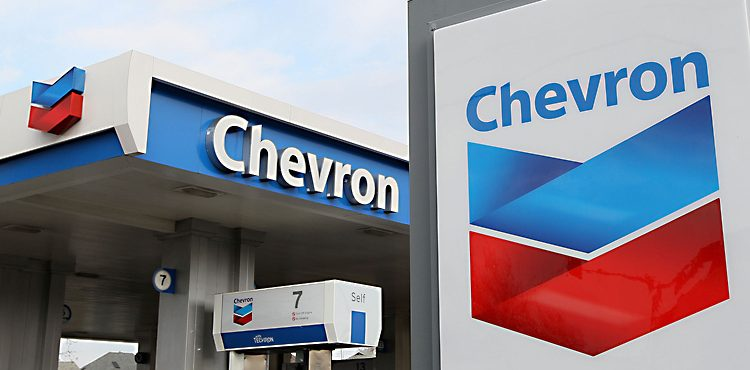 Chevron's Profits Down, Complications with Concessions