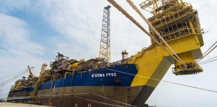 SBM Offshore Readies N'Goma FPSO Offshore Angola