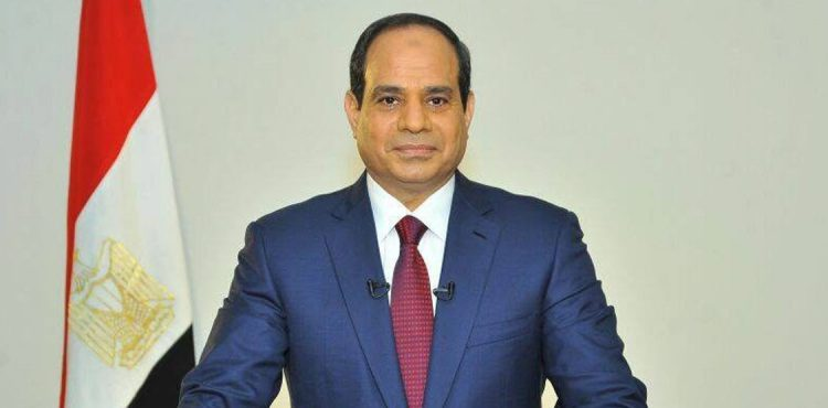 El Sisi Inaugurates West Nile Delta Project
