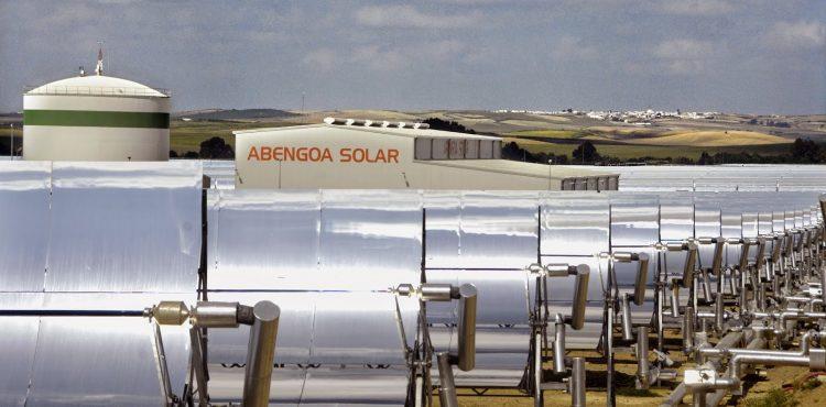 Abengoa Extends Deal for Moroccan Solar-Gas Facility