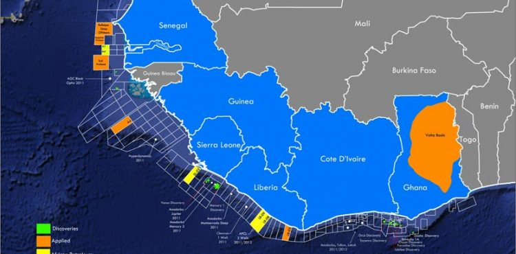 West Africa Boosts Crude Supply to Asia