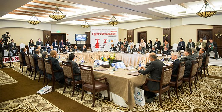 Egypt's Stranded Gas Roundtable