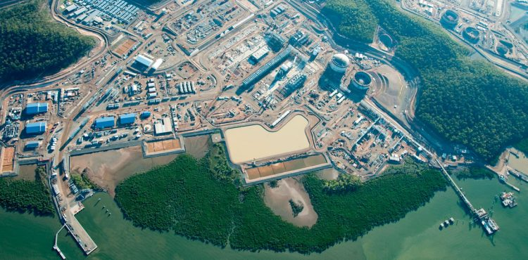 World's first coal-seam-gas to LNG facility starts up
