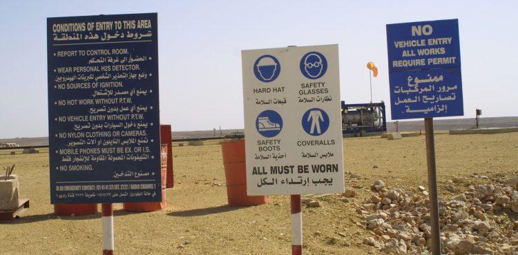 Output Stopped at Yemen Oilfields