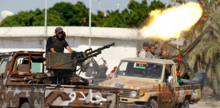 Libyan Air Force Bomb Greek Oil Tanker