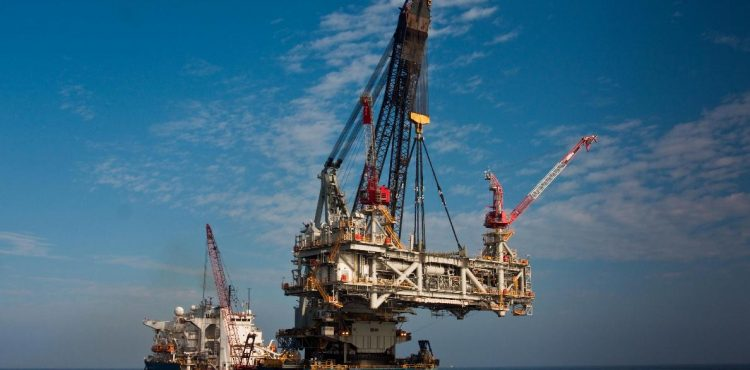 Nigeria Discovered Offshore Oil Field