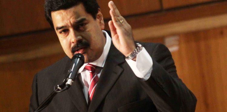Venezuelan leader Maduro seeks economic help on tour