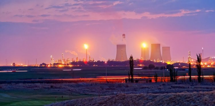 S. Africa Connected Coal-Fired Plant to the Grid