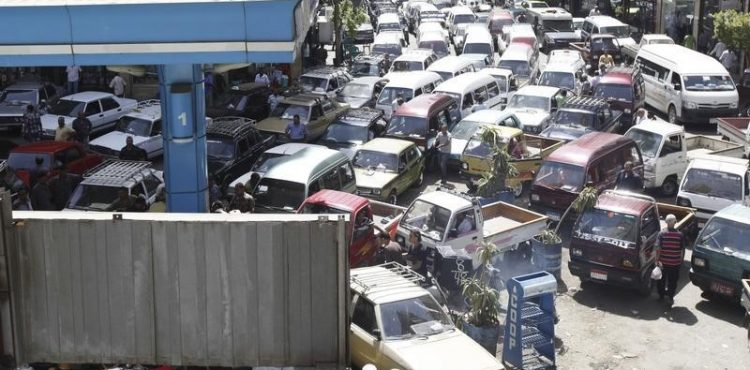 Signs of Fuel Crisis in Cairo