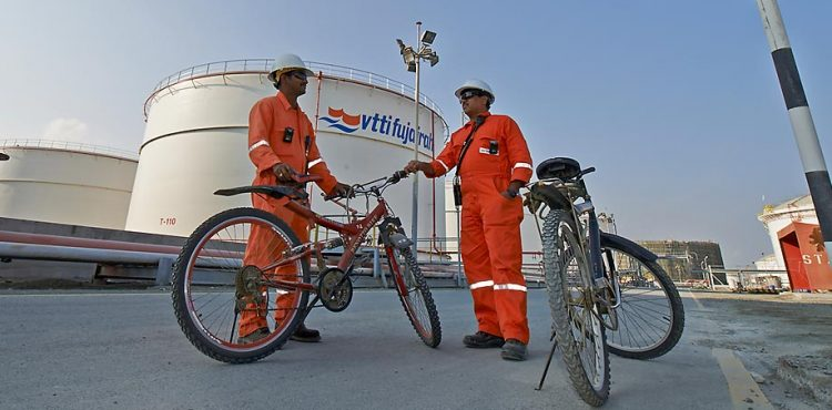 Fujairah Headed for Oil Trade Hub Future