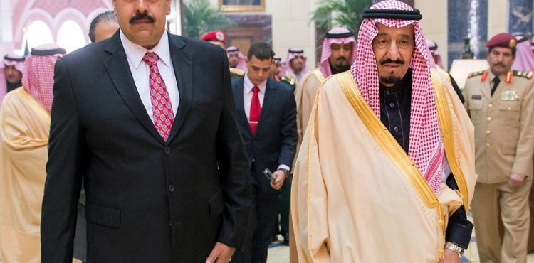 Saudi and Venezuela Work Together to Recover Falling Oil Prices