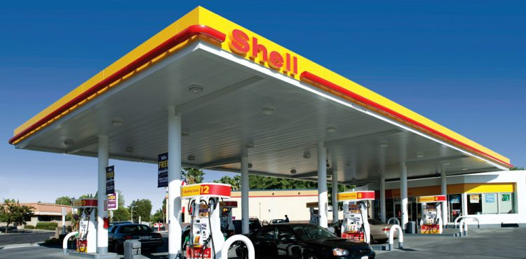 Shell Slashes Spending for 2015-2017