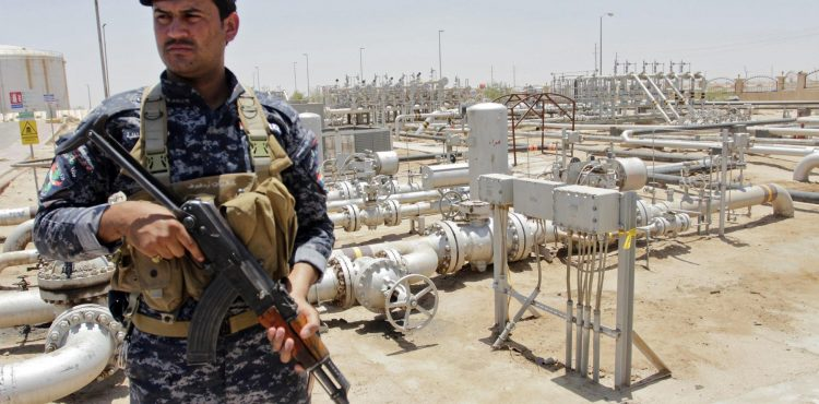 Iraq Displaces Iran as India Supplier