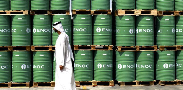 UAE's Enoc Pays Iran $4b in Oil Dues