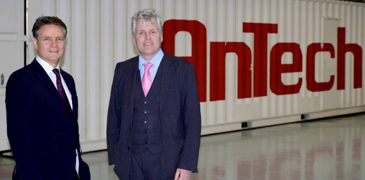 AnTech Opens New Middle East Facility in Saudi
