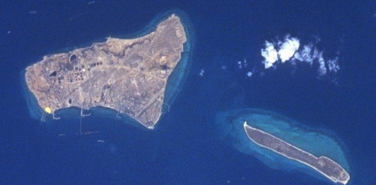 Iran Building New Oil Export Island Terminals