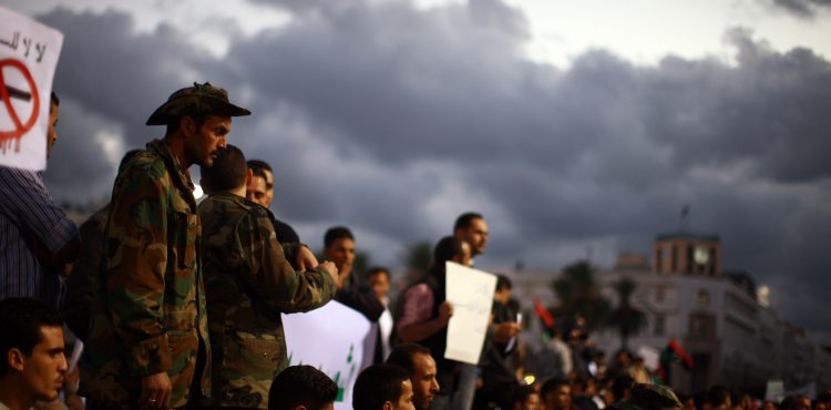 Protests Halt Gas Production in Tunisia