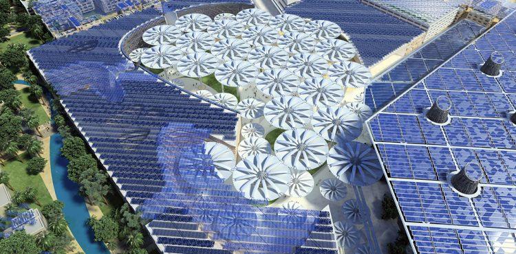 UAE-Pacific Fund Inaugurates Environment-Friendly Power Plants