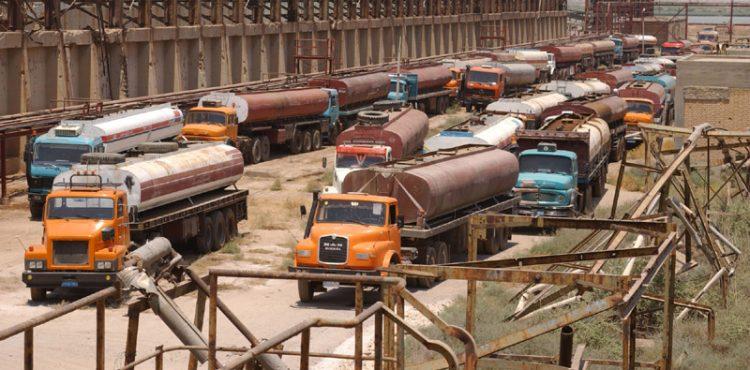 Oil tanker Fell Off Bridge in Lagos, No Dead Reported