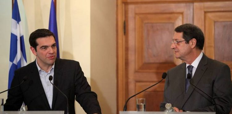 Greek PM Tsipras: Turkey Must Respect Cyprus' Offshore Rights