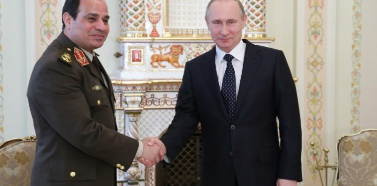 Egypt Inks New Nuclear Power Plant Deal With Russia